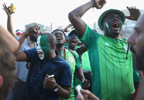 Super Eagles to meet fans in Abuja