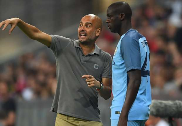 Guardiola blasts Toure agent: Apologise or he won't play for Man City again