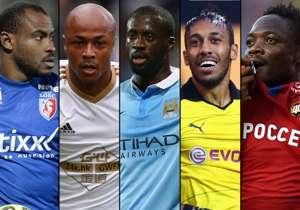 ¿Quién crees que destronará a Yaya Touré como el Mejor Jugador Africano del Año?