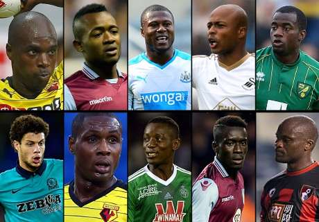 Top ten African new boys in the EPL