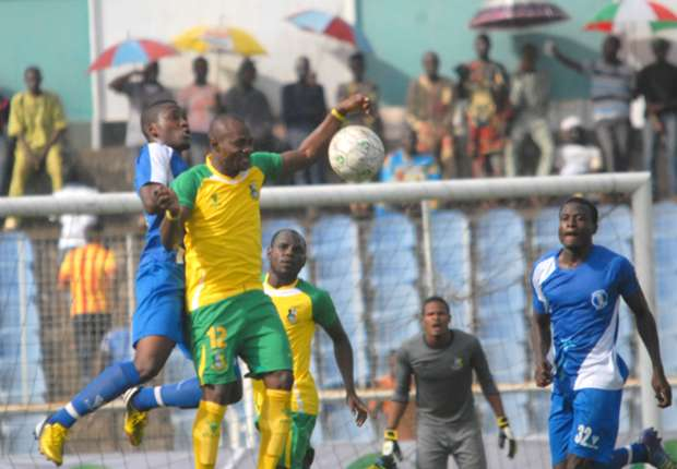 Kano Pillars beat 3SC 6-0