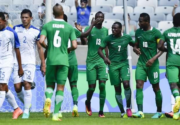 Honduras U23 2-3 Nigeria U23: Umar's brace hands Dream Team VI Olympic bronze