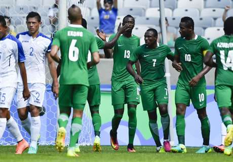 REPORT: Nigeria seal Olympic bronze