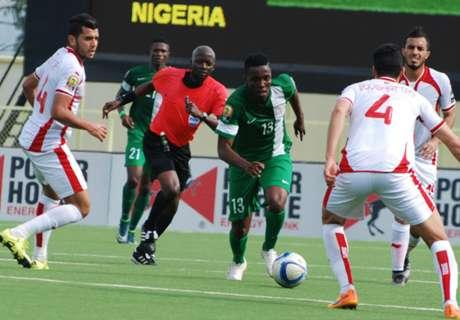 REPORT: Tunisia 1-1 Nigeria