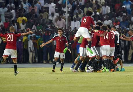 Egypt assistant coach queries Ghana