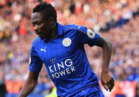 Musa & top Africans in the EPL