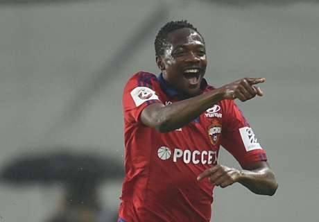 Musa set for Leicester City move