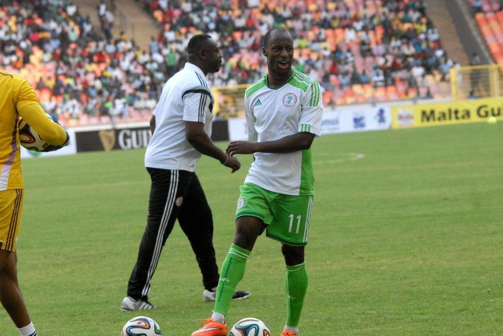 Sone Aluko - Nigeria