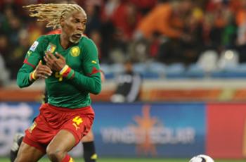#PrayforSong: Football world unites for Rigobert Song