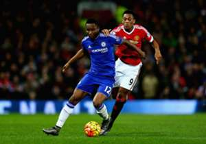 John Obi Mikel has enjoyed a consistent run in the Chelsea side since Guus Hiddink took over from Jose Mourinho. However, the defensive midfielder will have to be at his best, as the Blues lock horns with Manchester United at Stamford Bridge. Mikel rem...