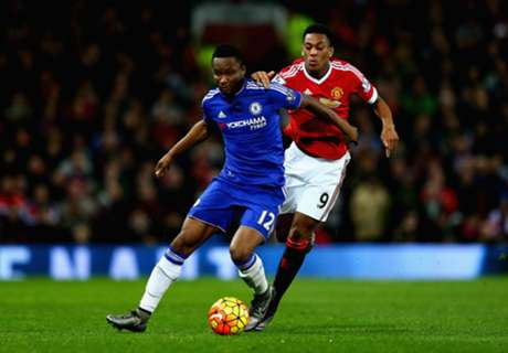 Top Africans to play for Blues & Red Devils