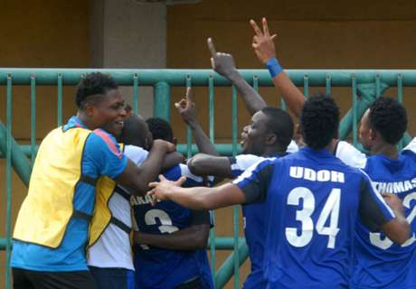 CAF Confederation Cup Round Up