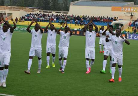 Eagles missing in CHAN 2016 best XI