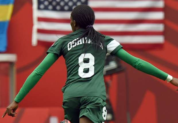Oshoala dropped from AAG