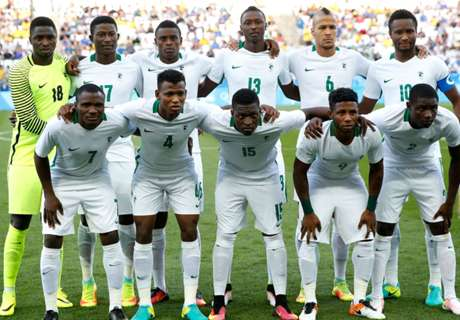 LIVE: Honduras U23 vs Nigeria U23
