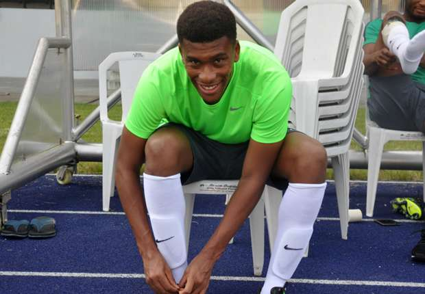 Rohr: I count on Iwobi to deliver goals against Zambia