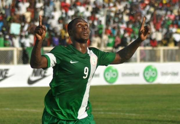 Nigeria move up in Fifa ranking