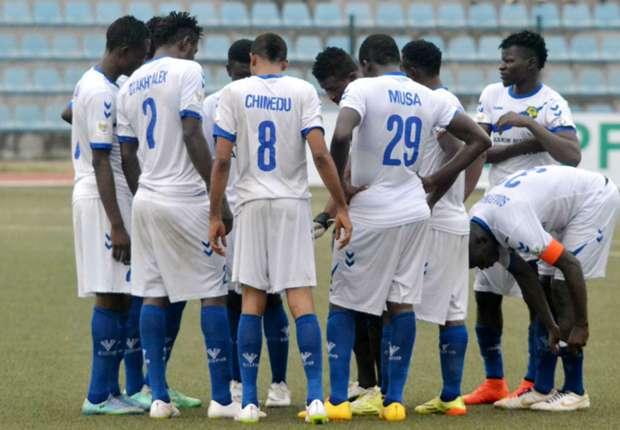 We must be focused - El Kanemi's Mathias urges teammate