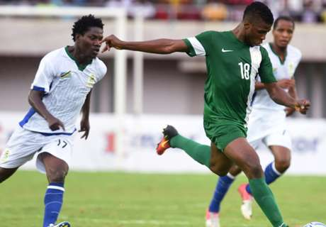 Zambia can't beat Nigeria for World Cup slot