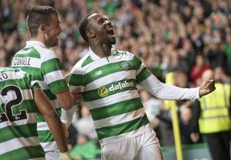 LIVE: Celtic vs Gladbach