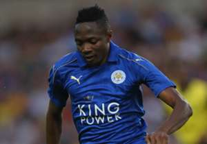 Ahmed Musa, CSKA Moscow > Leicester City, £16.6m.