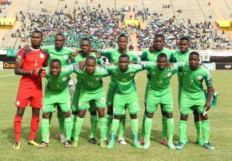 U20 WC: Nigeria have the youngest squad