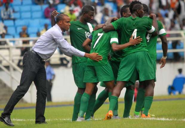 Eagles to face DR Congo in Mons