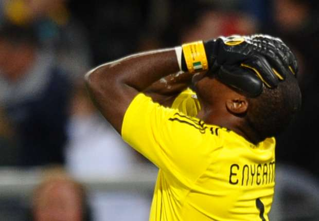 Echiejile in, Enyeama out of European club competition