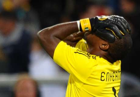 Enyeama's Lille miss out of Europa League