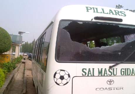 Kano Pillars players shot by gunmen
