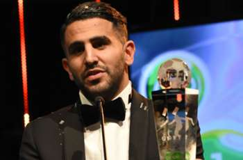 Africa's best Mahrez targets Africa Cup of Nations title