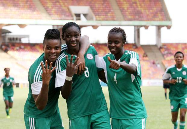 Nigeria Women 6-0 Mali Women: Oshoala scores FOUR in Lady Eagles demolition