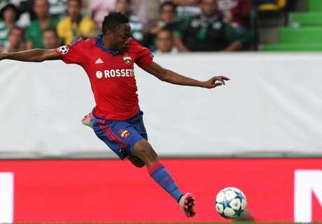 Musa scores brace in CSKA fight back