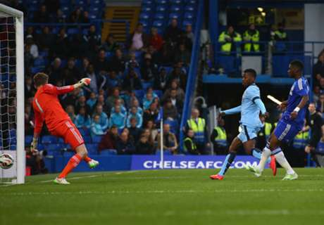 Five 'Nigerians' star in FA Youth Cup