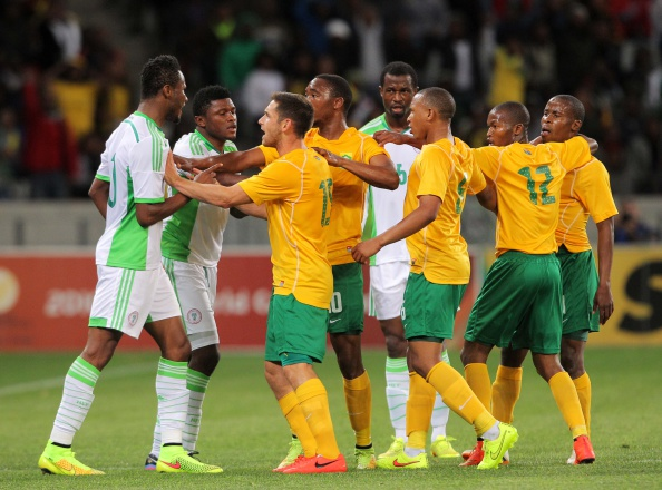 South Africa football coach stresses winning mentality