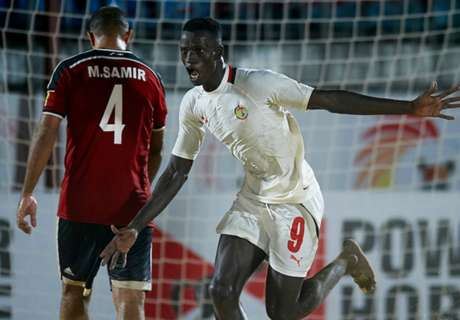 Ndiaye: We're ready to beat Nigeria