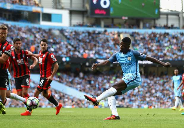 Iheanacho played out of position at Manchester City, says Taye Academy's Ezenwere