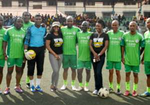 The Winihin Jemide Series Legend edition 2016 came to an electrifying close with a novelty football match that featured many several celebrities. Goal brings you the best pictures.