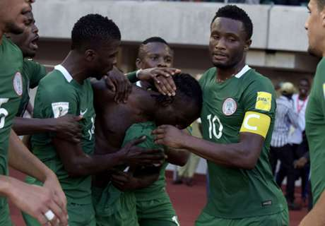 Nigeria to face Senegal and Burkina Faso