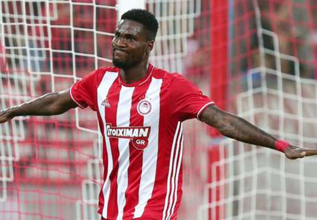 Ideye pens Olympiacos farewell message