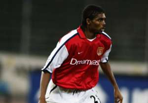 2. Nwankwo Kanu was one of the first successful Africans to grace the Premier League, and he did it in outstanding fashion with Arsenal. The Nigerian striker was in a class of his own, winning the African Footballer of the Year award twice, three FA Cu...