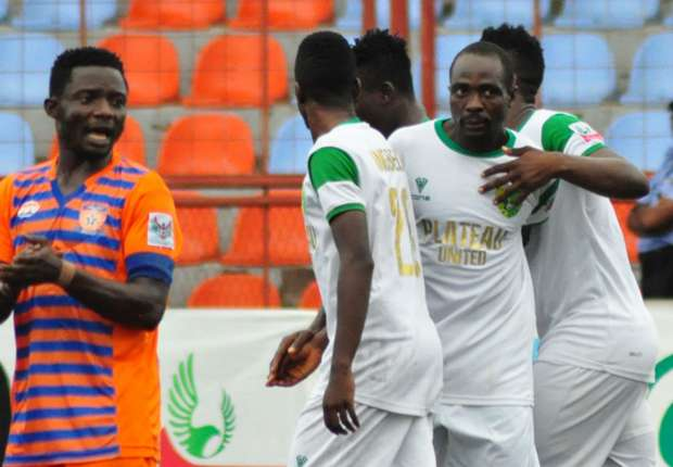Maturity key to Plateau United's form, says Umar