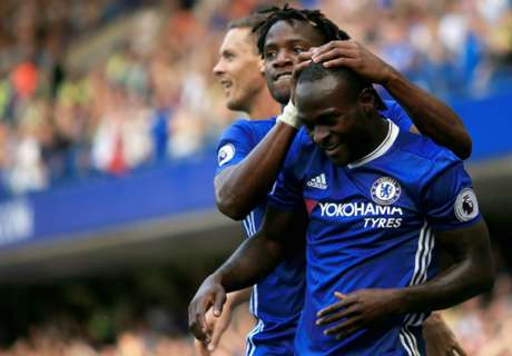Just like Bale - the Victor Moses story