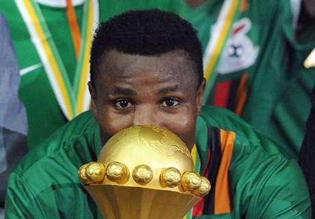 Ils ont fait l'histoire de la CAN : la Zambie de 2012