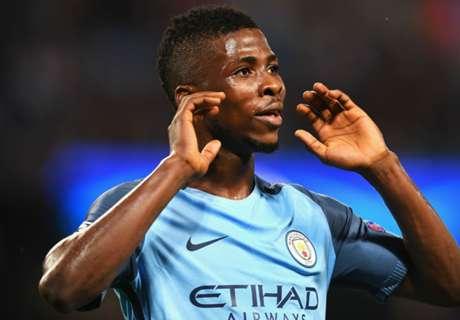 Iheanacho calms Manchester City fears