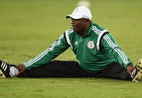 Nigerias Stephen Keshi verstorben