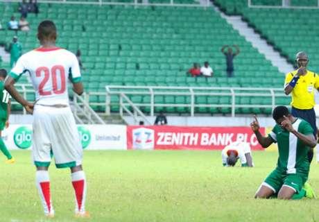 Nigeria qualify for CHAN 2016