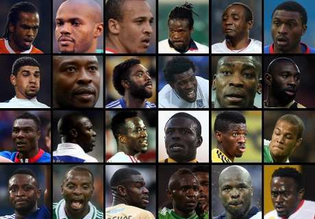 Top 25 Nigerian Free Agents
