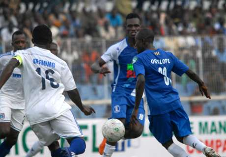 Federation Cup: Rivers United draw 3SC