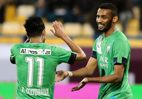 Suspended Al Somah wishes teammates good luck